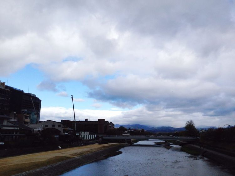 Kyoto Cloud And Sky Water_collection