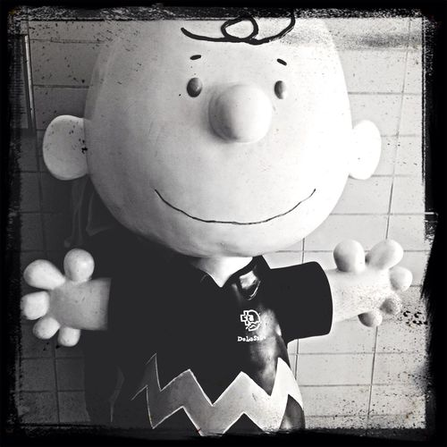 Charlie Brown Delaselle School ✌