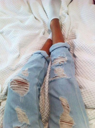 Jeans Jean Blue Jeans