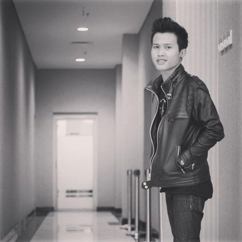 Black and white Bandung Explorebandung Blackwhite Rocker Jajakabandung Photography INDONESIA Tsmbandung
