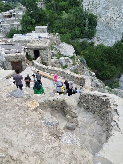 Baltit Fort Hunza Hunza Valley Pakistan Hunza Karimabad Capture The Moment Traveling Taking Photos Hidden Gems  History Beauty In Nature Built Structure Architecture Famous Place