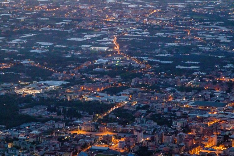 Aerial View Architecture Cities At Night City Cityscape Lghts Night Lights Night Photography Nightphotography Outdoors Town TOWNSCAPE Travel Destinations