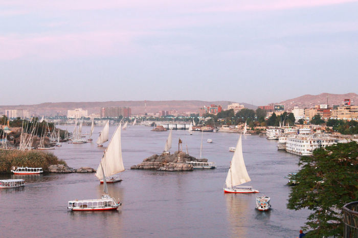 Travel Destinations Nature Water Landscape Boats Nile River Tourism Travel Nile Boats Nile Discover Your City