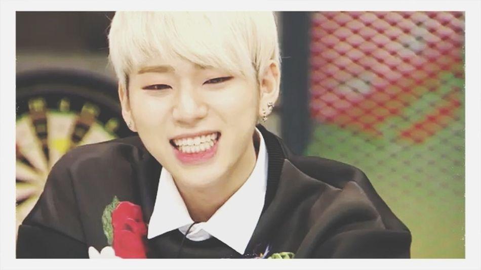 Zico Blockb Kpop Smile