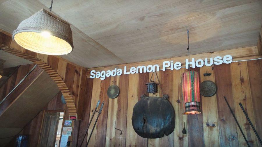 lemon pie. Sagada Province It's More Fun In The Philippines Eyeem Philippines Restaurant Tourist Destination Yummy Food