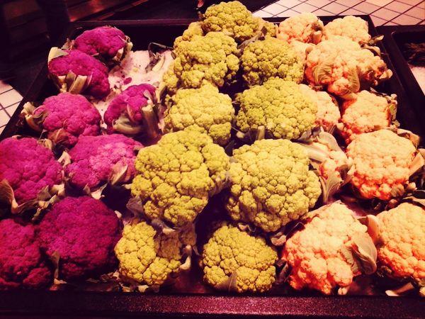 Cauliflower Taking Photos Food Porn