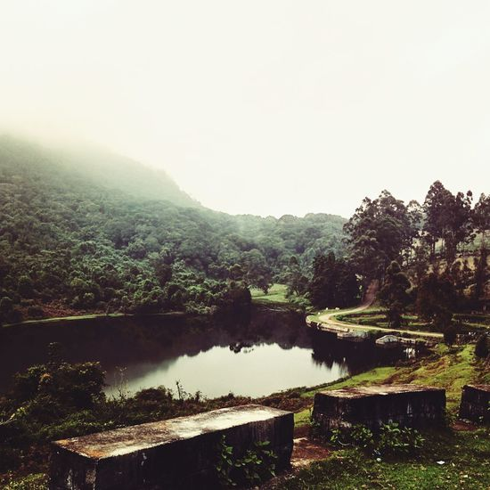 Nature speaks it all!crazy place to be remembered Blacklake Chilling Peacefullvibes Forest Friends Boom India