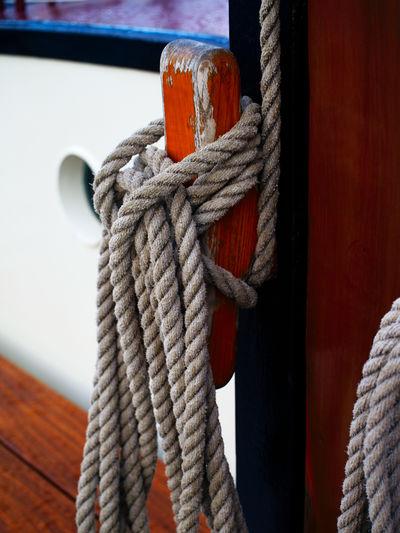 Sailboat Sailing No People Day Outdoors Close-up Ocean Nordsee Segeln Plattbodenschiff Plattbodem