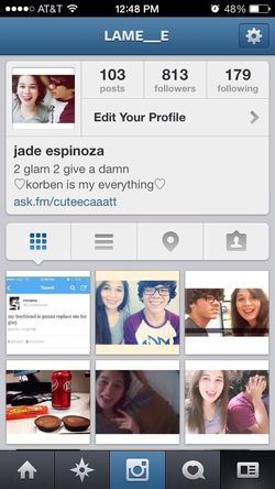 FOLLOW ME ON INSTAGRAM PLS Ifollowbackinstantly FollowMeOnInstagram