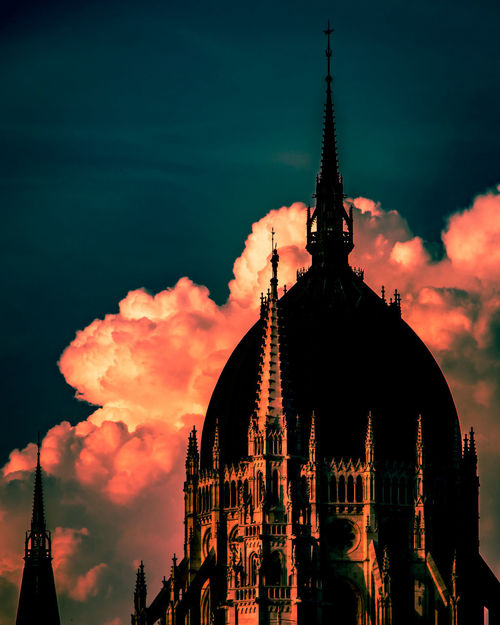 Budapest Streetphotography Abstract Architecture Belief Building Building Exterior Built Structure City Cloud - Sky Government History Nature No People Outdoors Parliament Of Budapest Place Of Worship Religion Sky Spire  Spirituality The Past Tourism Tower Travel Travel Destinations