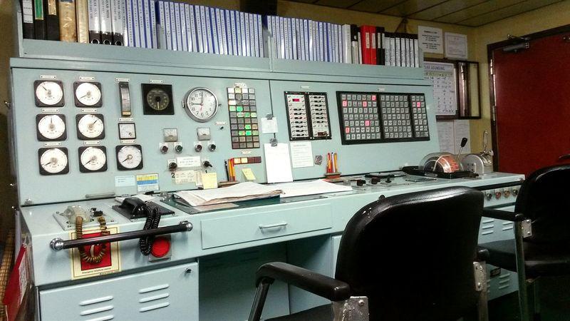 Found On The Roll Ship Engine Engine Room Korea