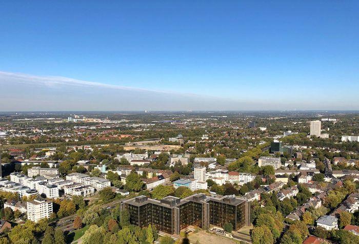 Dortmund ShotOnIphone Sky Sea Architecture Plant Nature Horizon Day Horizon Over Water Cityscape City
