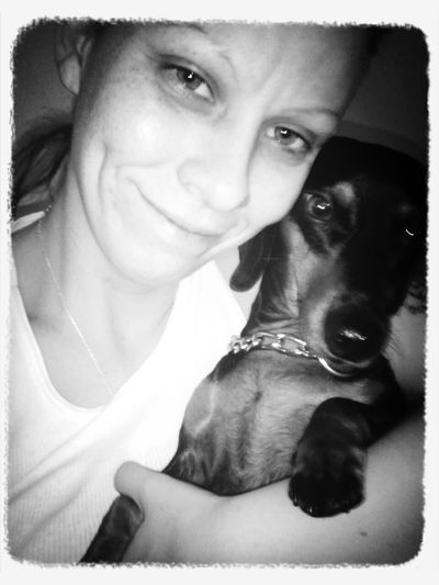 me & Diego My Puppies
