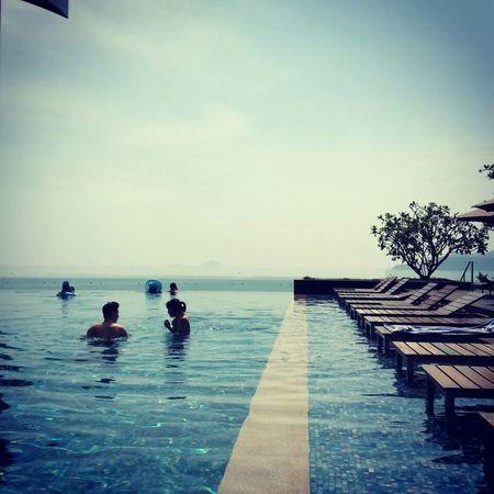 Throwback Swimming Pool Perfectview Nha Trang, Vietnam