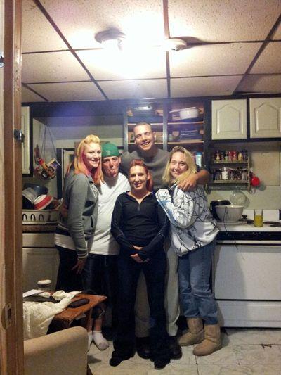 Me, Rob, My Sis, My Son & Kendall