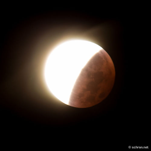 Had a spectacular night seeing the total #eclipse of a #superfullmoon. On this pic you see the moon coming half way out of the earths shadow at 4:53am (CET). According to #NASA, supermoons have only occurred 5 times in the 1900s – in 1910, 1928, 1946, 1964 and 1982. After the September 27/ 28, 2015 Total Lunar Eclipse, a #Supermoon eclipse will not happen again for another 18 years, until October 8, 2033. The location I took this one is the #Meteorological #Observatory #Hohenpeißenberg. It is the oldest mountain weather station in the world. It is located in the municipality of Hohenpeißenberg, about 60 kilometres southwest of Munich (GER) and at 977 metres above sea level. Meteorological data is collected on the site continuously since 1781. Thx to @clicklac for the long, fun & freezing night and the support to make it happen! #canon #1DX #600mm Blooming Blutmond Hohenpeissenberg Wetterstation