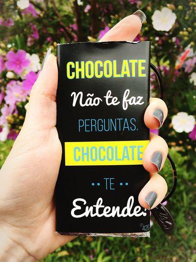 Eis um dos motivos pelo qual eu amo chocolate ❤️ First Eyeem Photo