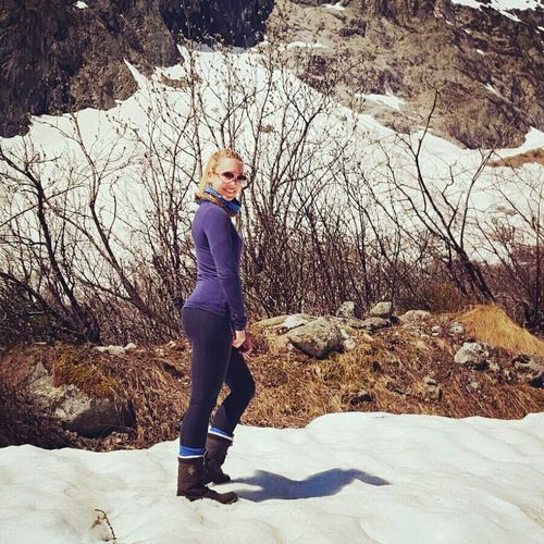 Wecouldgo Travelblog Theblogger Mountains Meinldproducts Exploring Snow 2016memories Switzerland Camping Valais Deepinsnow Traveling L&J