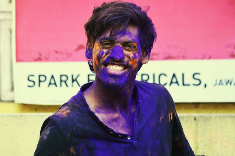 Be. Ready. Holi Colourofhappiness Spreading Love Smile ♥ Love ♥ Celebration Best Festival Ever