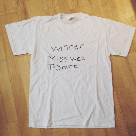 Tshirt Winner Taking Photos Funny