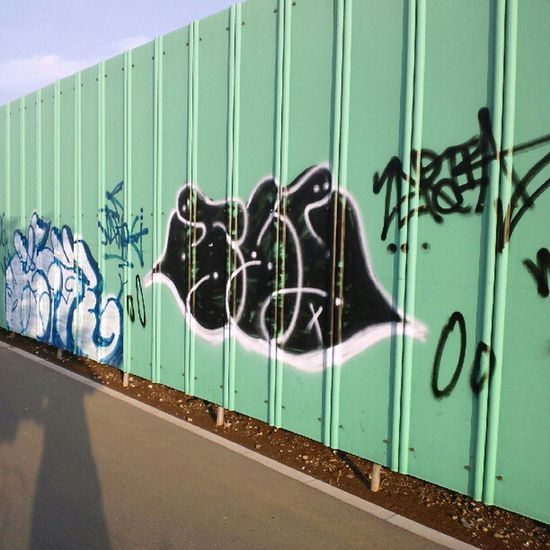 Aerosolart Graffiti Tagging