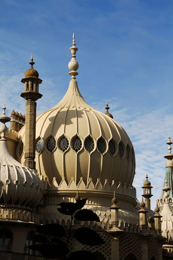 Architecture Brighton Brighton Pier City Day Dome No People Royal Pavilion Gardens Royalsnappingartists Sky Tourism Travel Destinations Vertical