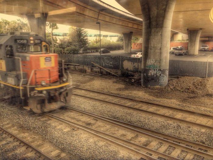 An era blurring into oblivion Public Transportation San Francisco NEM Derelict NEM Street