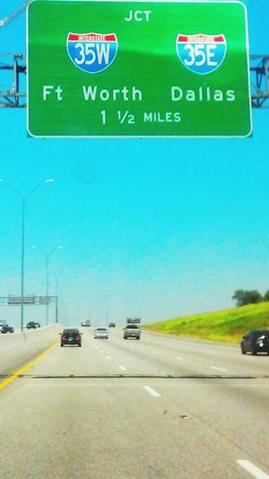 I-35junction Texas Interchange