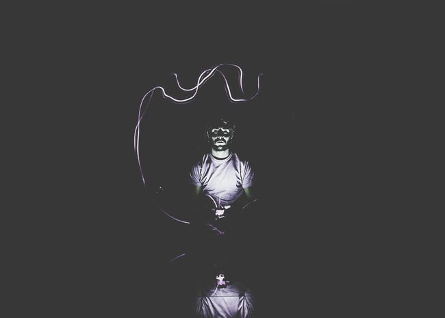 Trippy Lightplay Purple Dark