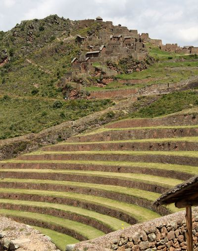 Inka Pisaq Agriculture Ancient Ancient Civilization Ancient History Archaeology Architecture Built Structure Environment History Landscape Nature Old Ruin Outdoors Ruined Rural Scene Scenics - Nature The Past Travel Destinations