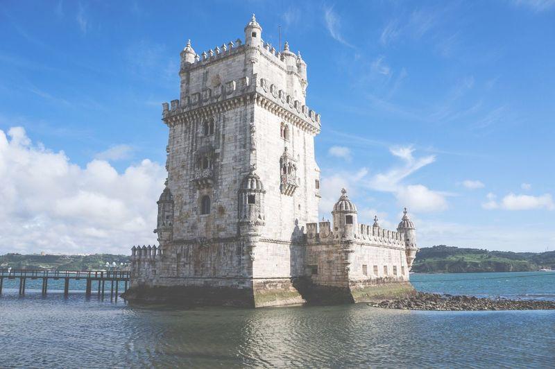 Torre De Belém Tower Lisbon Lisboa Portugal Architecture Architecture_collection