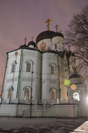 Russian Old Temples... City