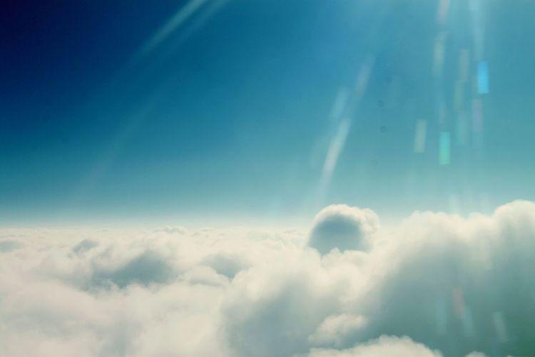 Sky Flying Plane