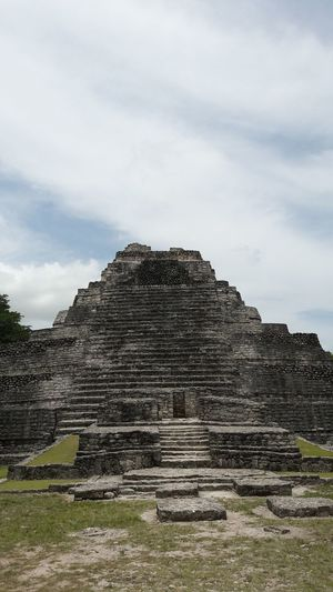 Ancient Civilization Mountain Old Ruin Ancient History Pyramid Sky Cloud - Sky