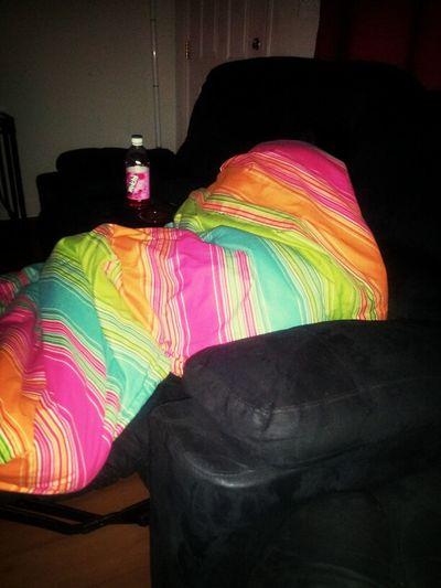 Keosha tapped out on me lol
