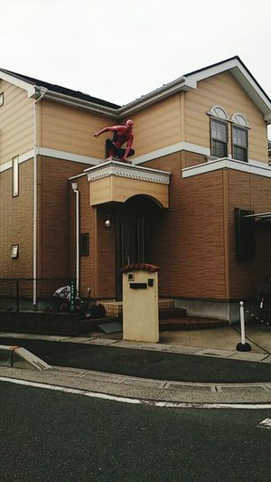 Spider-man Home Japanese