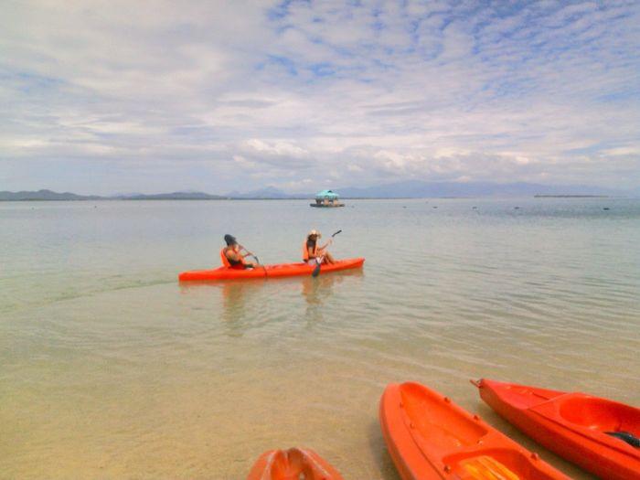 Couples In Love Sailing Palawanadventures Palawan2016 PalawanPhilippines