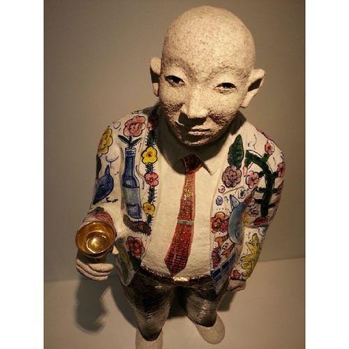 *Aberdeen* Series Art Statues Baldman