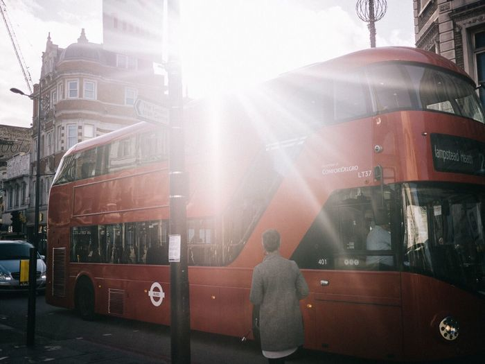 London 2015 London Sun Sunset Sunrise Bus Doubledecker Doubledeckerbus Streetphotography Street Photography Great Britain United Kingdom City City Life