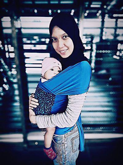 Mother & Daughter will always together. Mother Daughter  Myfamily EyeEm EyeEm Best Shots EyeEm Malaysia