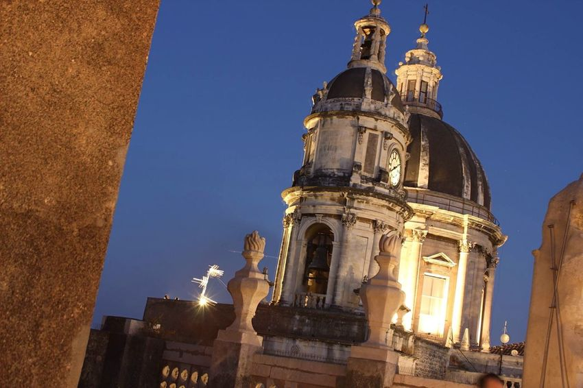 Duomo Catania, Sicily Italy Picoftheday Lovingphotography EyeEm Sky Phrobisantos Church