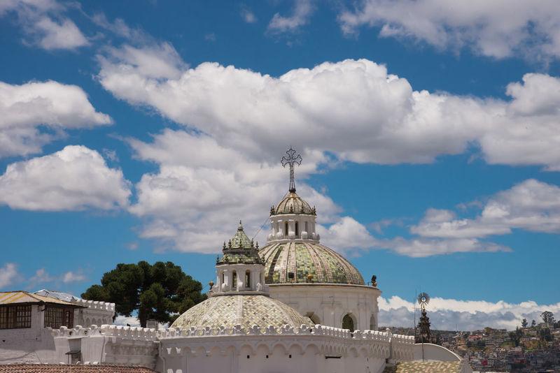 Amazzonia Blessed  Cattedrale Chiesa Cielo Cotopaxi Vulcano Ecuador Fiume Nuvole PanniStesi Quito Rio Sudamerica