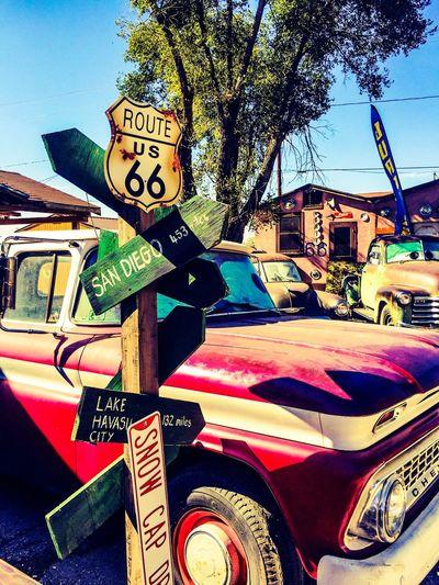 66road Arizona AriZona♡ USA Road Car
