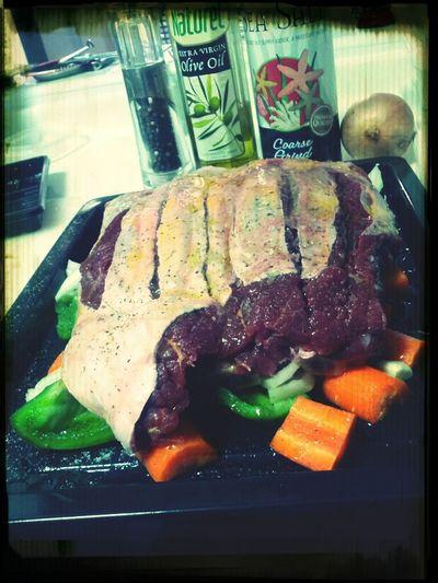Roasting Beef