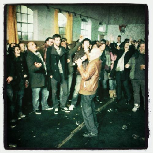 crooner vieira Live Music Barreiro Rocks