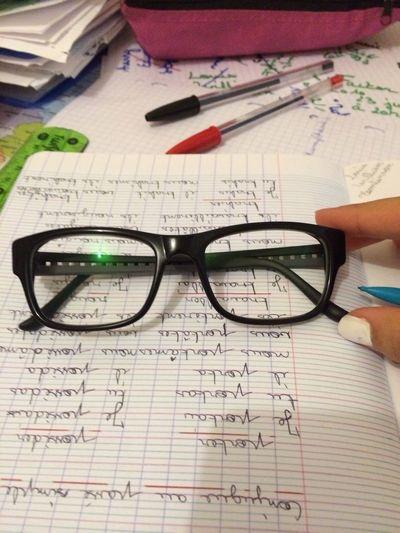 Je viens de recevoir mes nouvelles lunettes de Général Optic. Je l'ai adore ;)