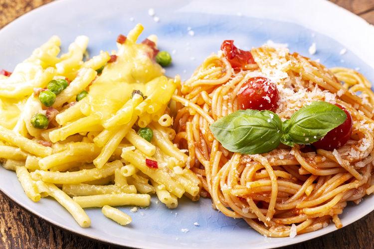 Food Pasta Meal