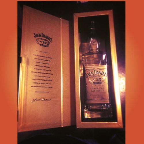 Drinkcraft JackDanielGold Goldseries Whiskey