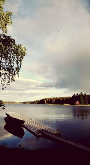 Summer Finnish Summer Peaceful Nothing Else Matters Hanging Out Beautiful Beatiful Nature Relaxing Sea