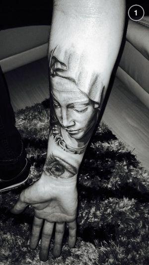 My arm 👍🏽 Tattoos Tattooed